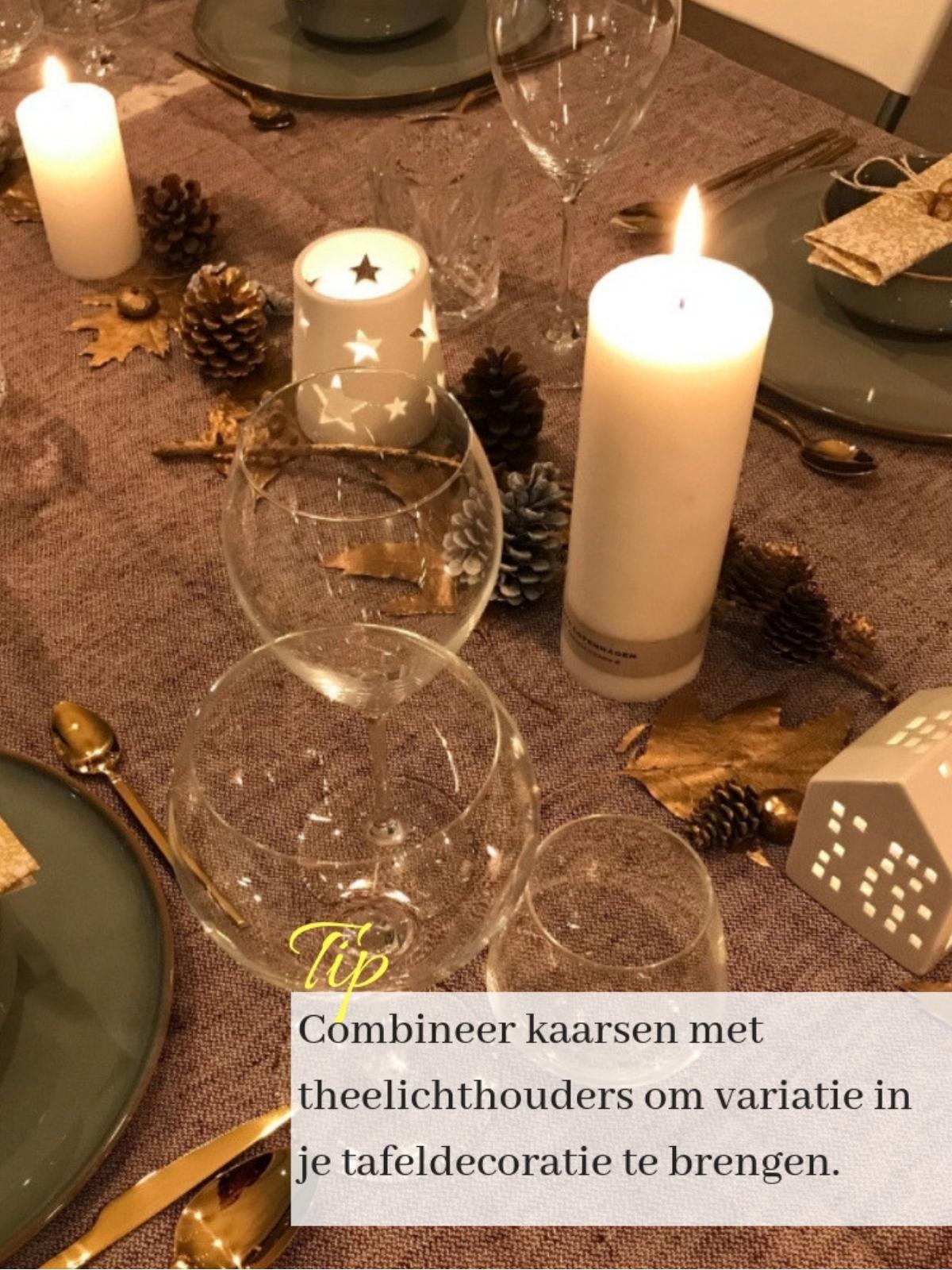 theelichthouders kerst